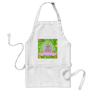 baby doll adult apron
