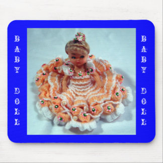 BABY DOLL, BABYDOLL MOUSE PAD