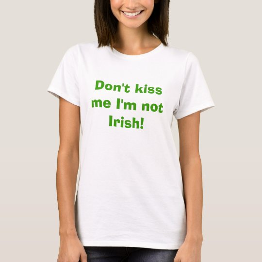 Baby Doll 'Don't kiss' tee