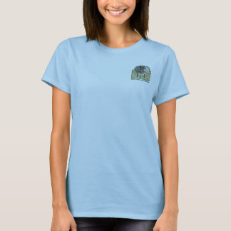 Baby Doll (fitted)-Ladies T-Shirt