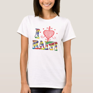 Baby Doll Fitted T-Shirt