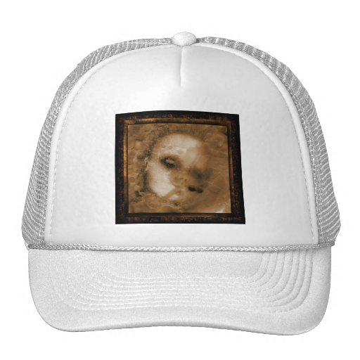 BABY DOLL MESH HATS
