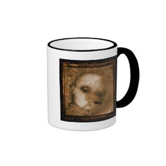 BABY DOLL RINGER COFFEE MUG