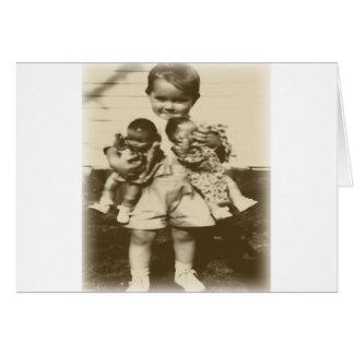 Baby Dolls Card