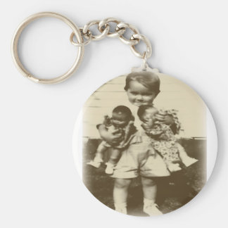 Baby Dolls Key Chains