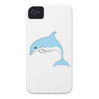 Baby Dolphin iPhone 4 Case-Mate Case