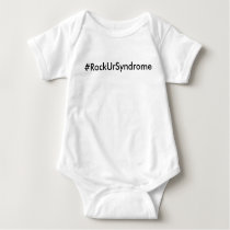 baby Down Syndrome awareness Baby Bodysuit
