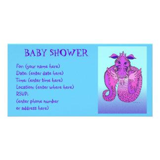Baby Dragon 2 Card