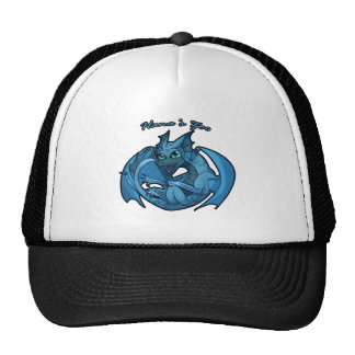 Baby Dragon 3 (Swirl) Trucker Hat