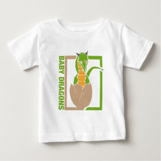 Baby Dragon egg design Baby T-Shirt