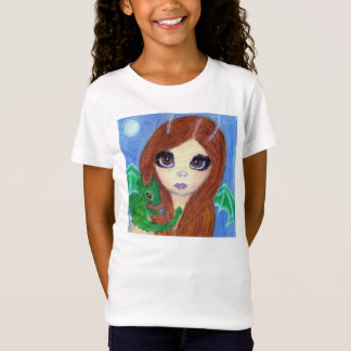 Baby Dragon Fairy Dragon birthday t shirt daughter
