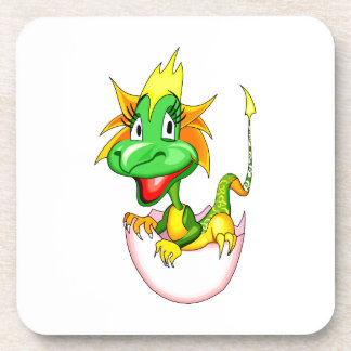 Baby dragon in egg graphic.png drink coaster