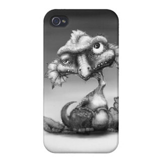 baby dragon iPhone 4/4S covers