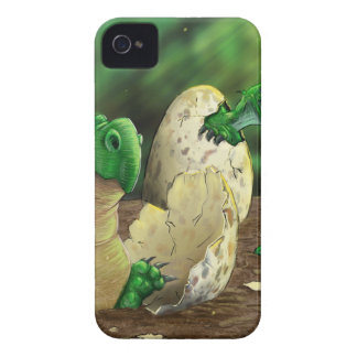 Baby Dragon iPhone 4 Case-Mate Case