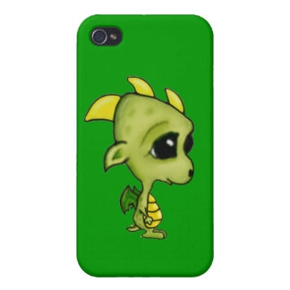 Baby Dragon iPhone 4 Cover