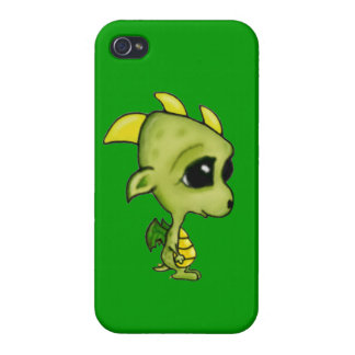 Baby Dragon Cover For iPhone 4