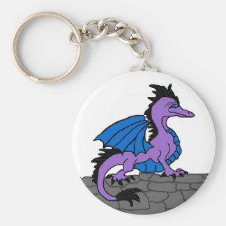 Baby Dragon key chain