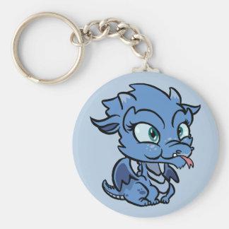 Baby Dragon Keychain