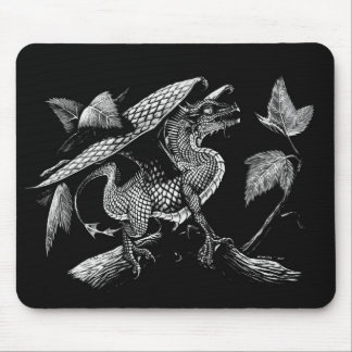BABY DRAGON MOUSE PAD