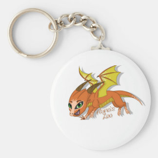 baby dragon (Spots) Key Chain