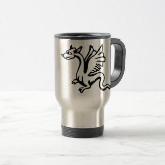 baby dragon travel mug