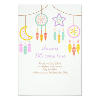 Baby Dreamcatcher Pregnancy Announcement