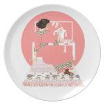 Baby Dreams Dinner Plate