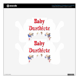 Baby Duathlete 2 PS3 Controller Decal