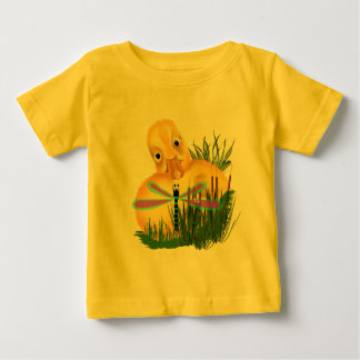 Baby Duck and Dragonfly Shirts