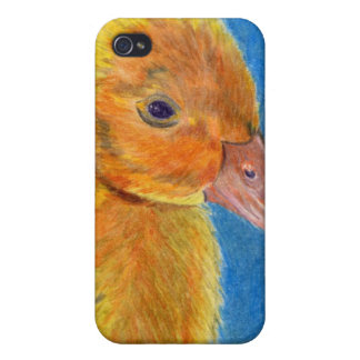 Baby Duck Cover For iPhone 4