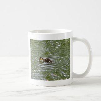 Baby Duck Classic White Coffee Mug