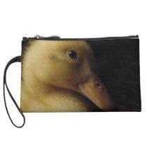 Baby Duckling Ancona Duck Bird Farm Animal Bag