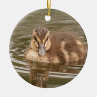 Baby Duckling Ornament