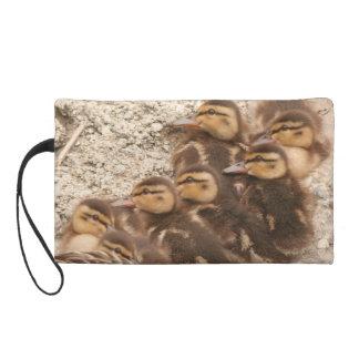 Baby Ducklings Ducks Birds Wildlife Animals Bag