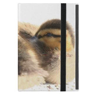 Baby Ducks Duckling Bird Wildlife Animals Mallard Case For iPad Mini