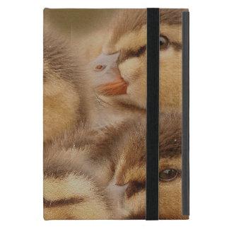 Baby Ducks Duckling Bird Wildlife Animals Mallard Cases For iPad Mini