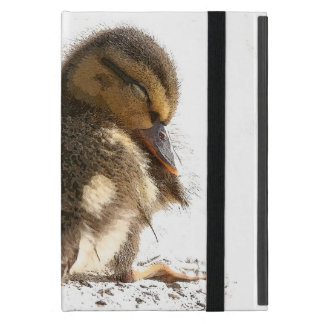 Baby Ducks Duckling Bird Wildlife Animals Mallard iPad Mini Case