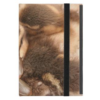 Baby Ducks Duckling Bird Wildlife Animals Mallard iPad Mini Covers