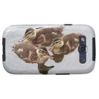 Baby Ducks Photo Galaxy SIII Case