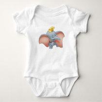 Baby Dumbo walking Baby Bodysuit