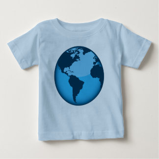 baby earth shirt. baby T-Shirt