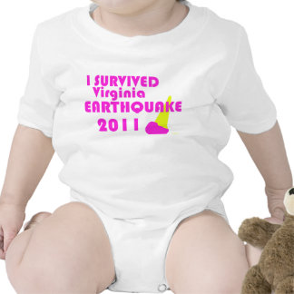 Baby Earthquake Tee Shirts