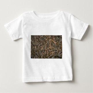 Baby eels infant t-shirt