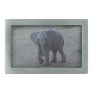 Baby Elephant Buckle - by Fern Savannah Belt Buckles