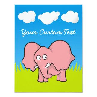 Baby Elephant Card