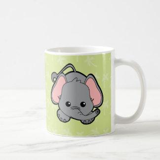 Baby Elephant Cutie Coffee Mug