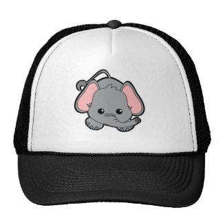 Baby Elephant Cutie Trucker Hats