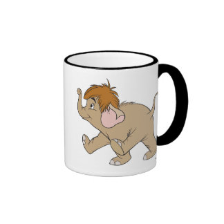Baby Elephant Disney Ringer Coffee Mug