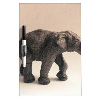 Baby Elephant Dry-Erase Board