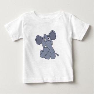 Baby Elephant Fumble - Baby t-shirt